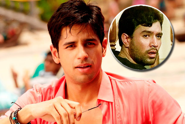 Have to match up to Rajesh Khanna's acting in 'Ittefaq': Sidharth Malhotra