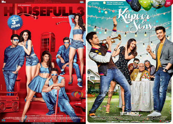 Housefull 3 Beats Kapoor And Sons; Becomes The 5th Highest Grosser Of 2016