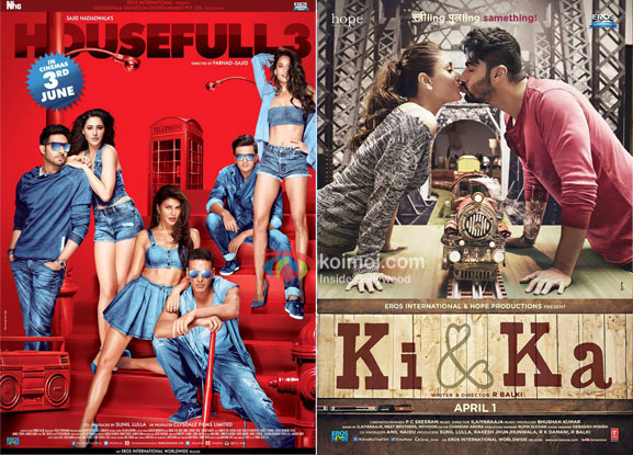 Housefull 3 Surpasses Ki And Ka; Becomes The 6th Highest Grosser Of 2016