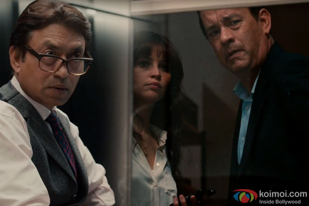 Inferno Trailer : Starring Irrfan Khan, Tom Hanks