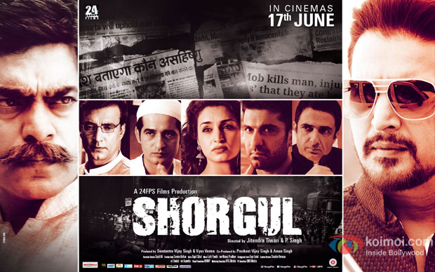 Shorgul New Poster: Catch Jimmy Sheirgill & Ashutosh Rana's Face-Off