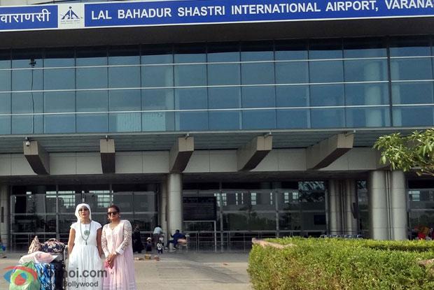 Sofia Hayat went to Varanasi on Spiritual Trip