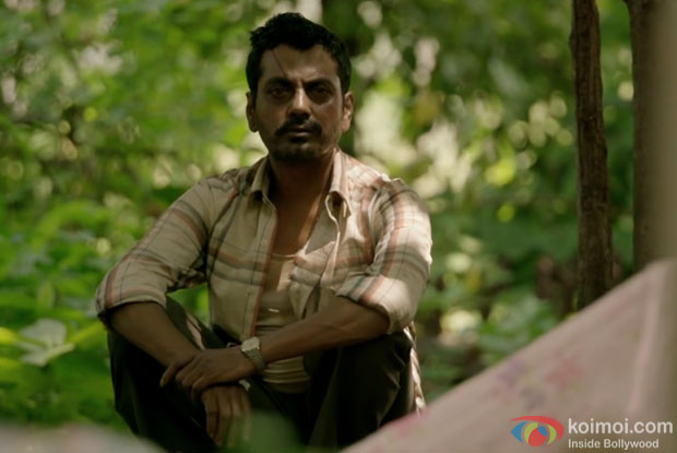 Nawazuddin Siddiqui in a still from Raman Raghav 2.0