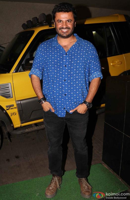 Vikas Bahl during the special screening of film 'Raman Raghav 2.0'