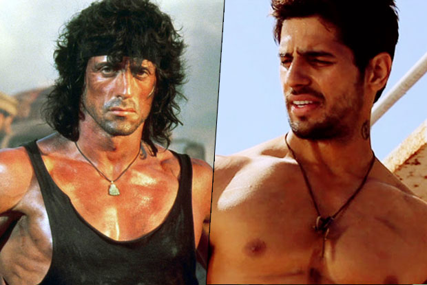 'Rambo' remake not yet confirmed: Sidharth Malhotra