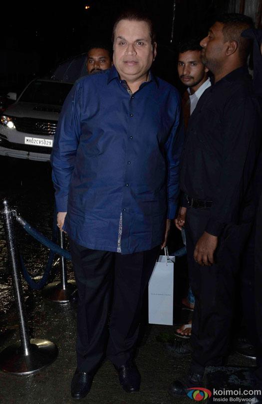 Ramesh S Taurani during the Anand L. Rai's Birthday Bash