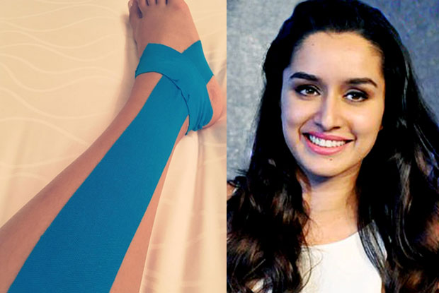Shraddha Kapoor injured on 'Half Girlfriend' set