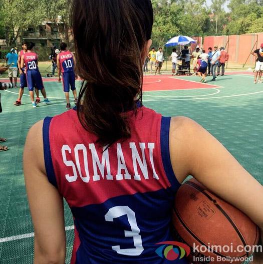 Shraddha Kapoor's sporty look in Half Girlfriend