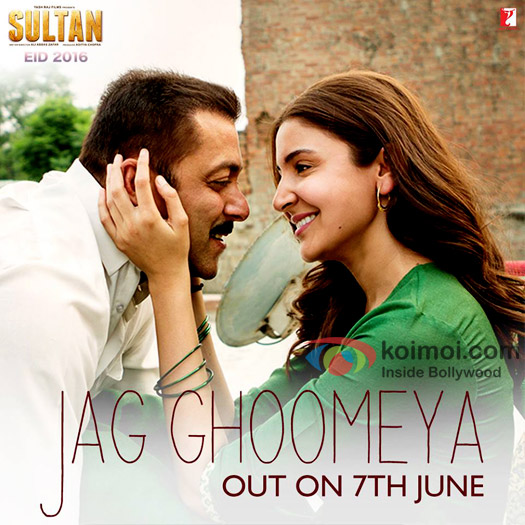 Sultan's 2nd Track 'Jag Ghoomeya' To Release Tomorrow