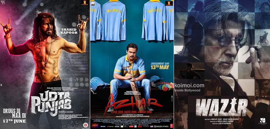 Udta Punjab Becomes 9th Highest Weekend Grosser On Its 2nd Day; Beats Azhar & Wazir