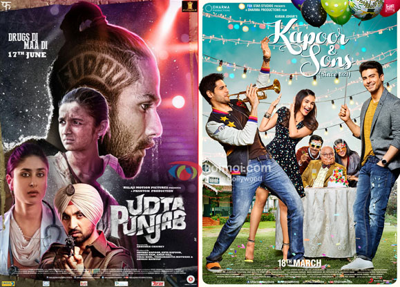 Udta Punjab Becomes 5th Highest Opening Weekend Grosser Of 2016; Surpasses Kapoor And Sons