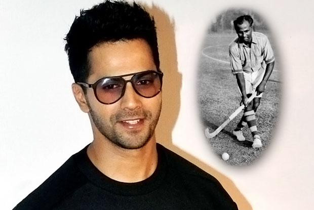 What Does Varun Dhawan Have To Do With Hockey Legend Dhyan Chand?