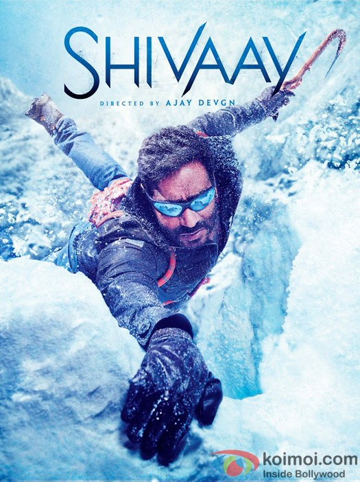 New 'Shivaay' Poster Is Out | Featuring Ajay Devgn