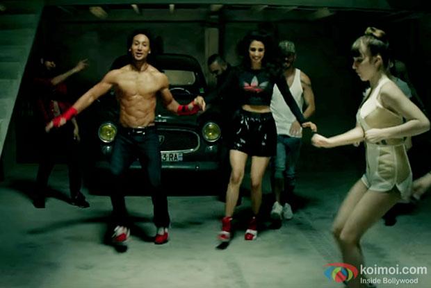 Second Teaser of Befikra l Featuring Tiger Shroff & Disha Patani