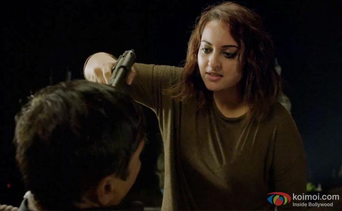 Akira Official Trailer  Featuring Sonakshi Sinha In Action-Packed Avatar