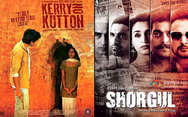 Kerry On Kutton and Shorgul Movie Poster