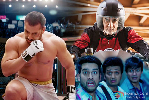 Box Office - Sultan to cross Dhoom 3 over the weekend, curtains for Great Grand Masti