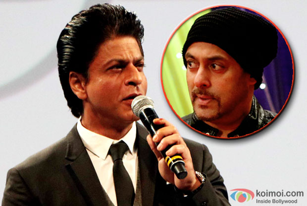 Can't judge someone else's comments: Shah Rukh Khan on Salman Khan's controversy