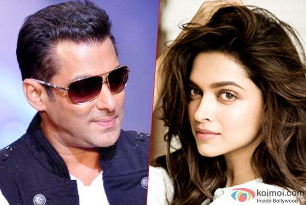 Deepika Padukone Not A Part Of Salman Khan's Tubelight!