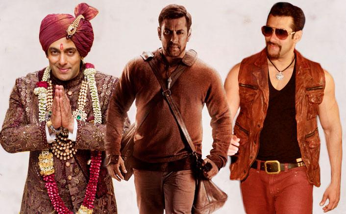 Highest Opening Week Films Of Salman Khan