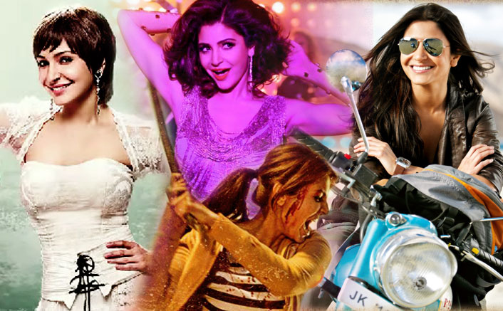 Highest Opening Weekend Films Of Anushka Sharma