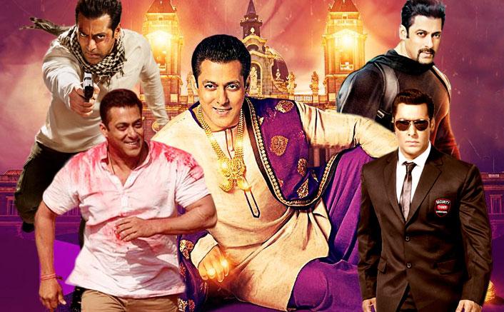 Highest Opening Weekend Films Of Salman Khan