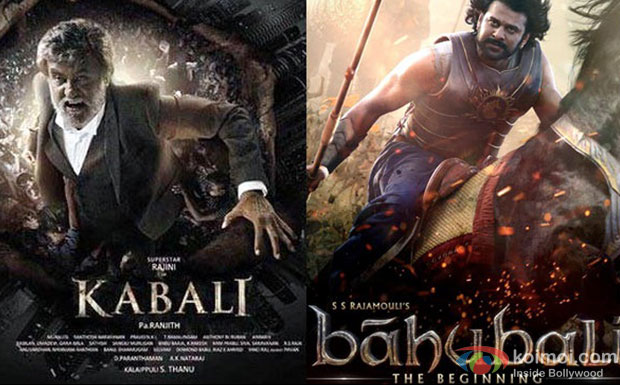 Kabali (All Versions) Fails To Beat The Opening Day Record Of Bahubali