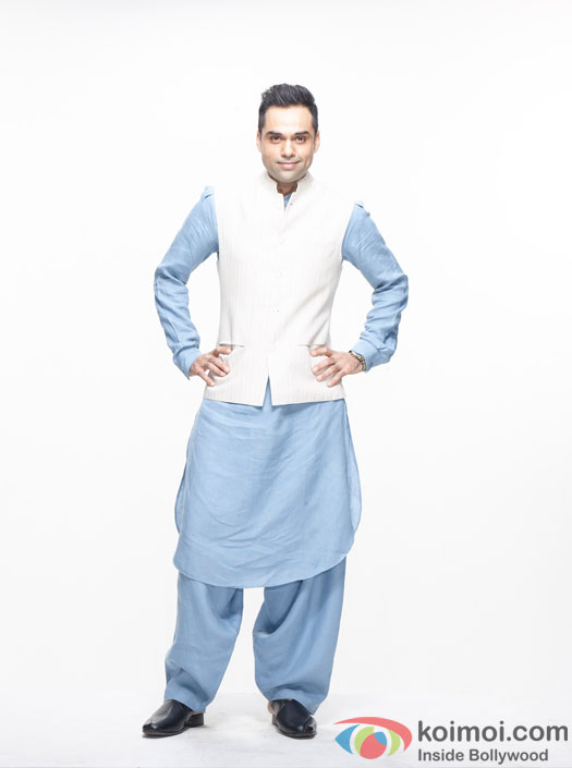 First Look Of Abhay Deol From Happy Bhag Jayegi