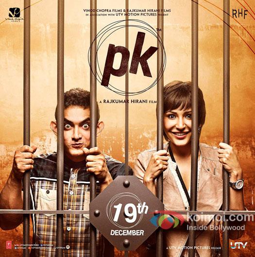 Rajkumar Hirani's PK releases in Japan