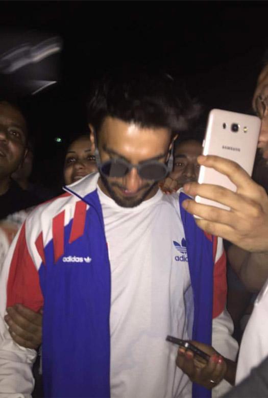 Ranveer Singh Moves On Baby Ko Bass Pasand Hai