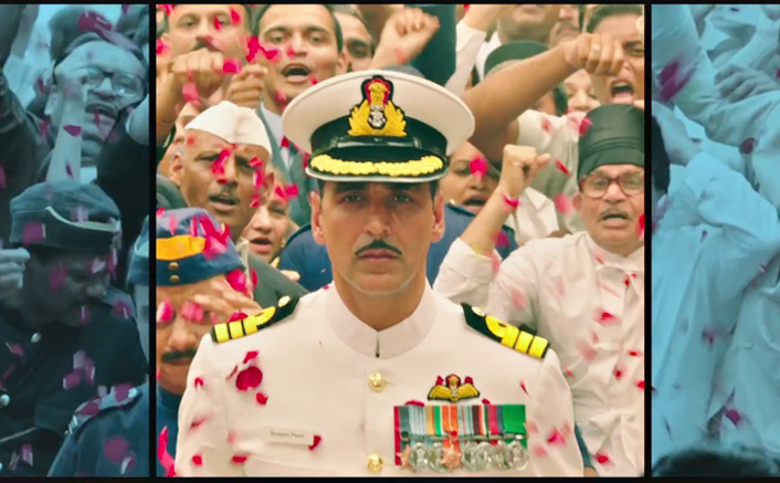 Watch Rustom Title Track Ft Akshay Kumar, Ileana D'cruz & Esha Gupta