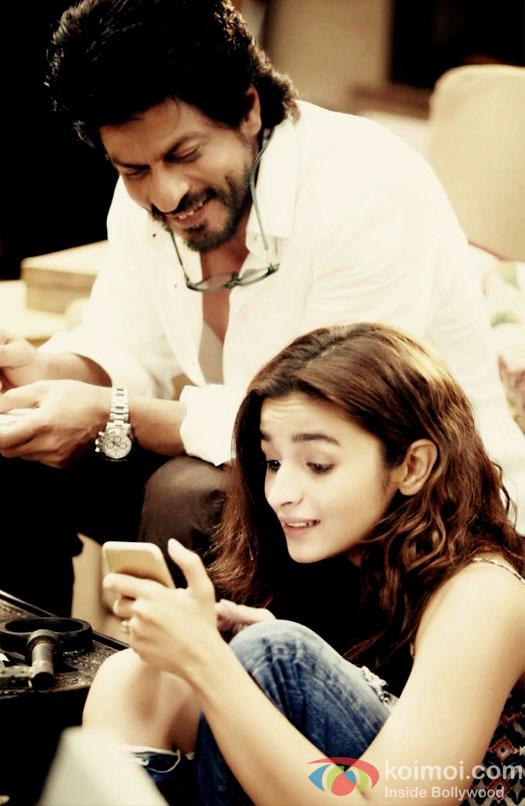 First look of Dear Zindagi starring Shah Rukh Khan and Alia Bhatt