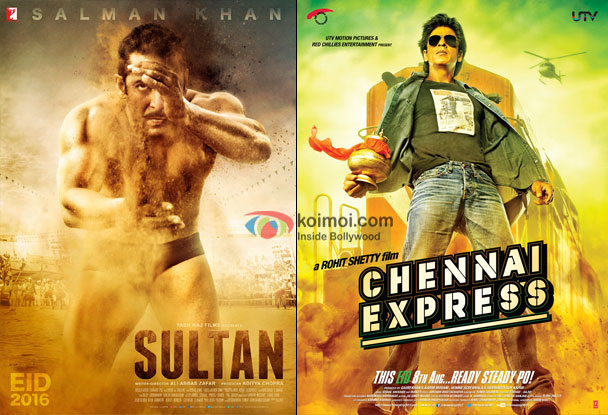 Sultan Goes Ahead Of Chennai Express At Overseas Box Office