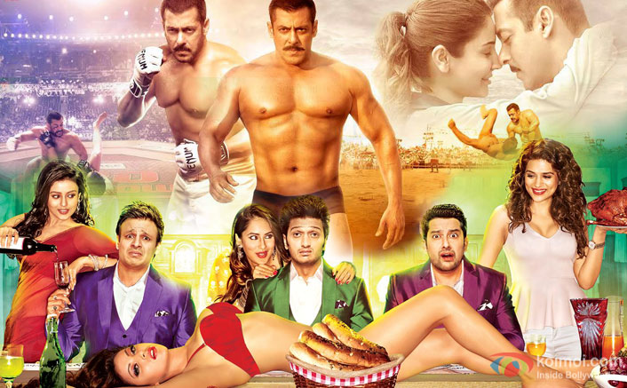 Sultan To Share Screens With Great Grand Masti