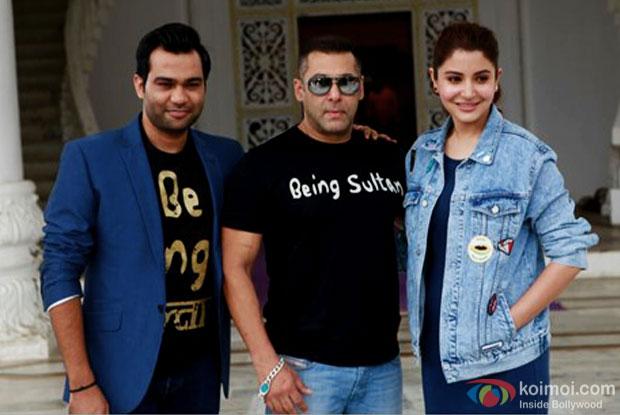 Watch :Ali Abbas Zafar, Salman Khan & Anushka Sharma At Sultan's Success Press Meet