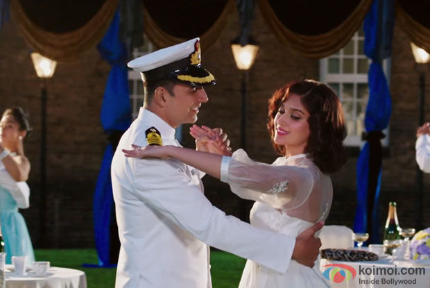 Watch Tay Hai song from Rustom | ft. Akshay Kumar and Ileana D'cruz