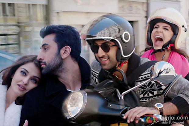 Ae Dil Hai Mushkil Teaser   Aishwarya, Anushka And Ranbir Promise You Lots Of Love, Laughter & Pain