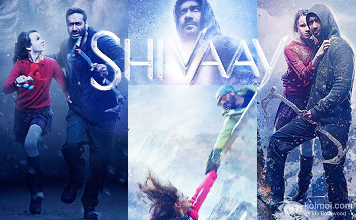 Watch Shivaay Trailer| Ft. Ajay Devgn In Destructive Mode
