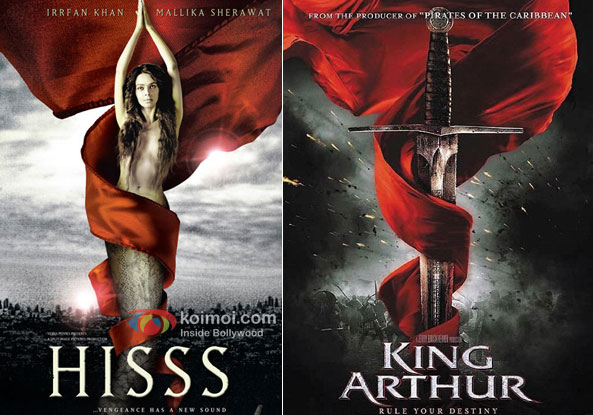 Hisss & King Arthur