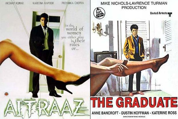 Aitraaz & The Graduate