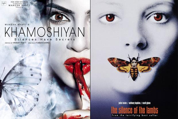Khamoshiyan & The Silence Of The Lambs
