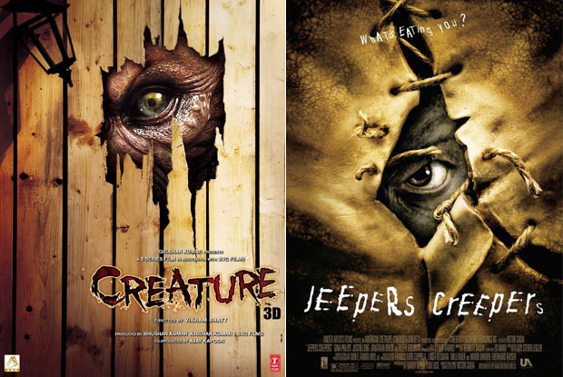 Creature & Jeepers Creepers