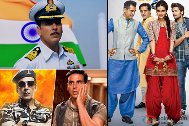 Box Office - Rustom to cross Holiday and Housefull 2, Happy Bhag Jayegi's merits warrant more
