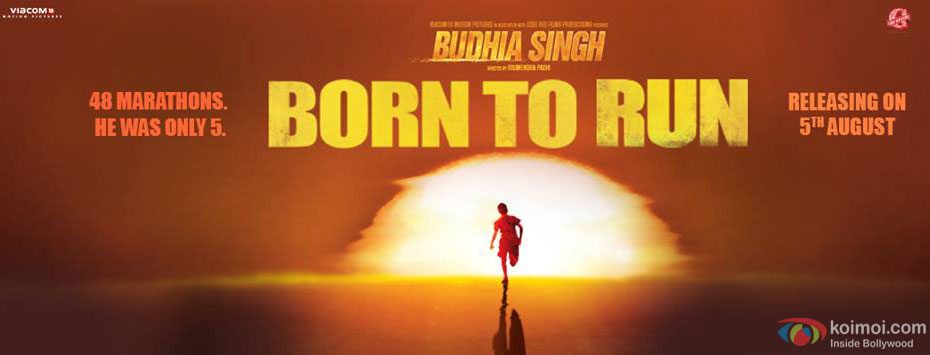 Budhia Singh: Born to Run Poster