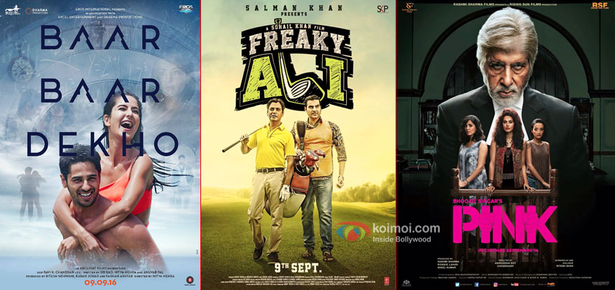 CBFC Ensures Safety Measures To Protect Baar Baar Dekho, Freaky Ali, Pink's Online Leak