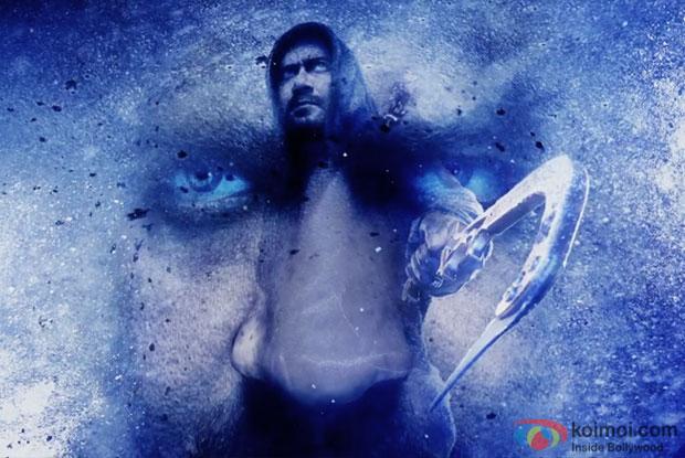 Check Shivaay Motion Poster