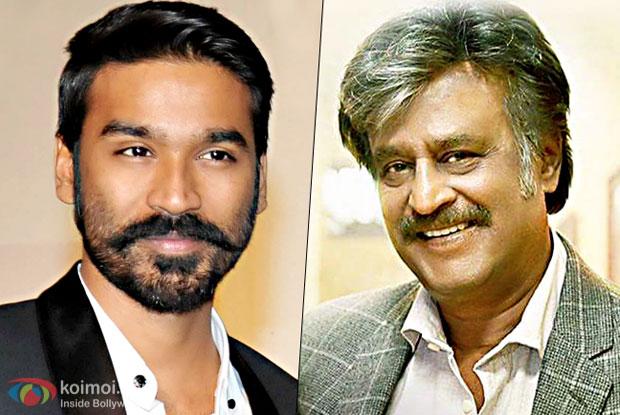 Dhanush to produce Rajinikanth's next film