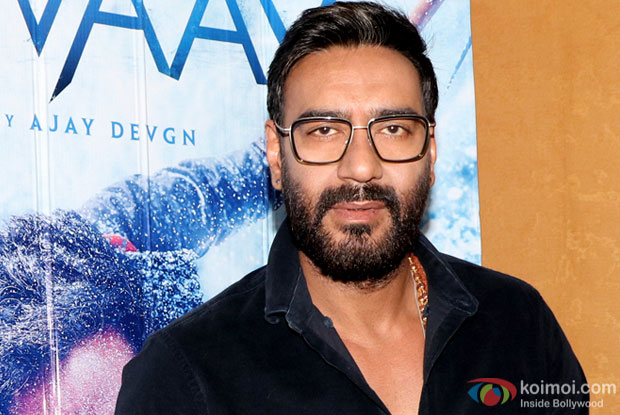 Directed 'Shivaay' because only I could tell story I wanted: Ajay Devgn