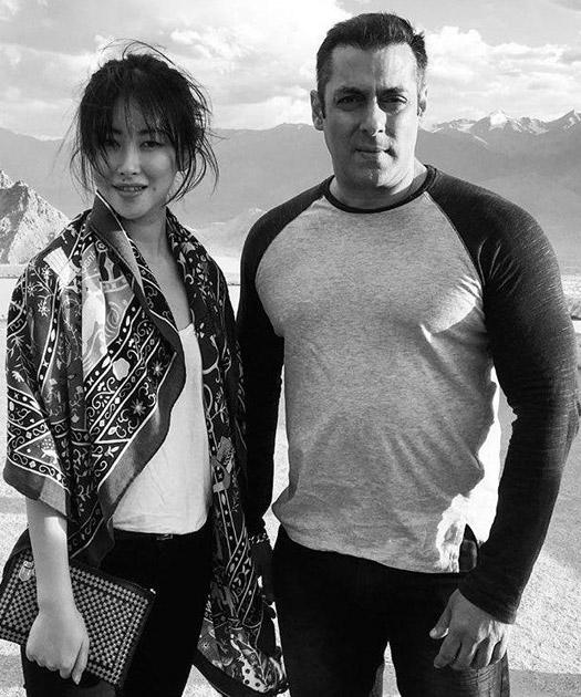 Salman Khan's 'Tubelight' Co-star, Chinese Actress Zhu Zhu