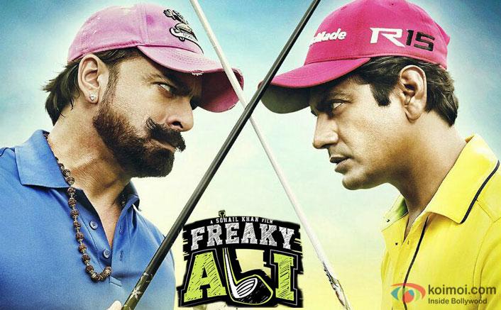 Nawazuddin Siddiqui's Freaky Ali trailer out